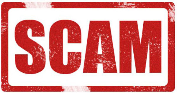 Actor Scams