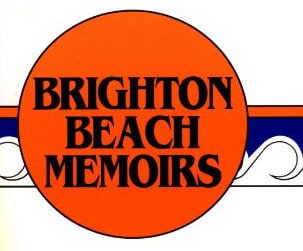 Brighton Beach Memoirs monologues