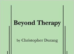 Beyond Therapy monologue