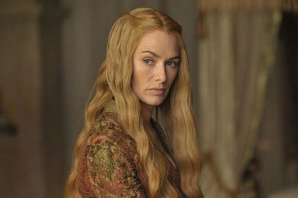 Lena Headley in 'Game of Thrones'