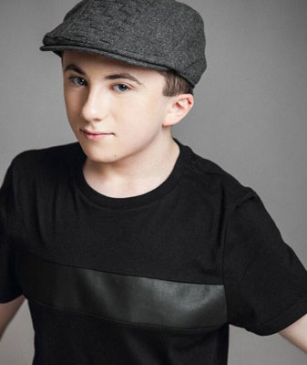 Atticus Shaffer as Brick, The Middle