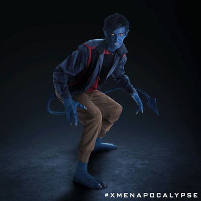 Kodi Smit-McPhee as Nightcrawler