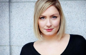 """Actress Laura Hooper: """"I have learnt as much about acting working in site specific theater as I did at Drama School"""""""