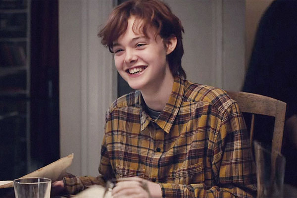 Elle Fanning in About Ray