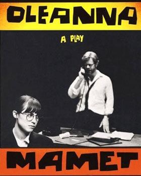 Oleanna David Mamet monologues
