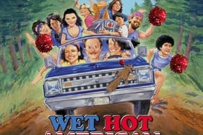Monologue from Wet Hot American Summer