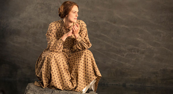 Keira Knightley in Therese Raquin on Broadway