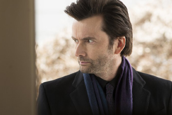 David Tennant in Jessica Jones