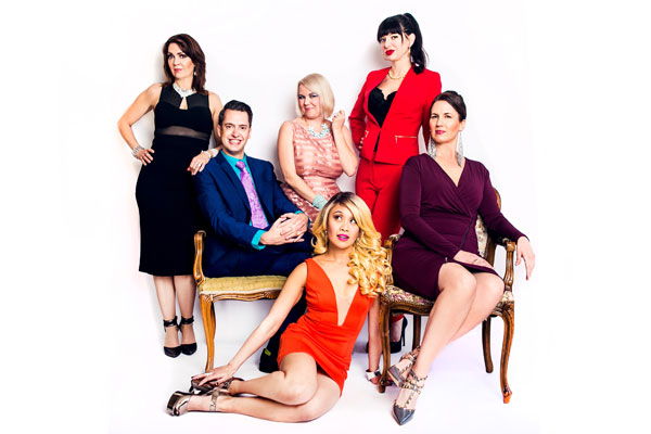 The Realish Housewives of San Diego review