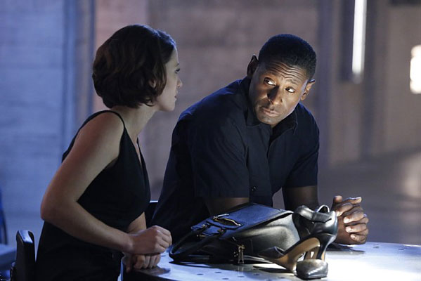 David Harewood in Supergirl