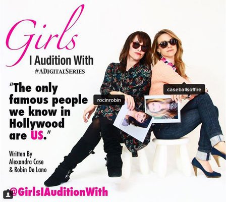 Girls I Audition With Webseries