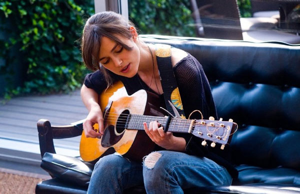 Keira Knightley Begin Again John Carney