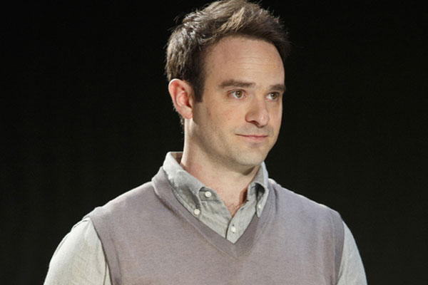 Charlie Cox Off Broadway Incognito