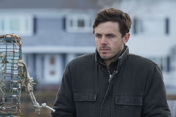 Actor Casey Affleck