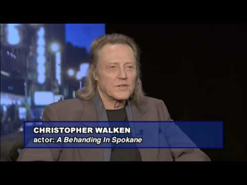 Christopher Walken's Acting Secret