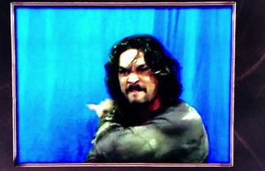 Watch: Jason Momoa's War Dance Audition for 'Game of Thrones'