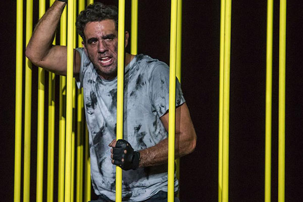 Actor Bobby Cannavale