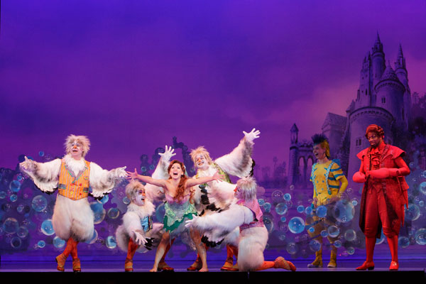 The Little Mermaid Tour Review