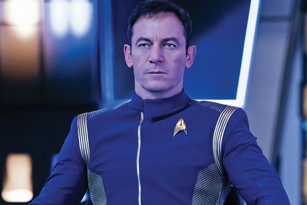 Actor Jason Isaacs