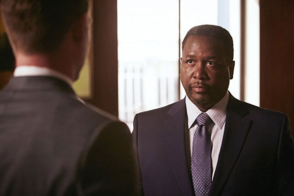 Actor Wendell Pierce