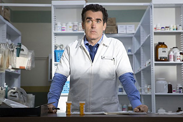 Actor Brian d'arcy James