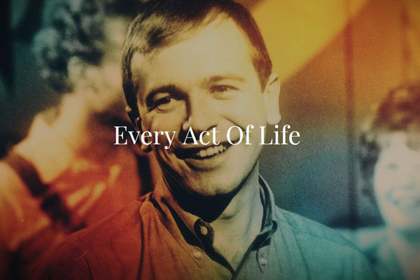 Docmentary Review: Terrance McNally Every Act of Life