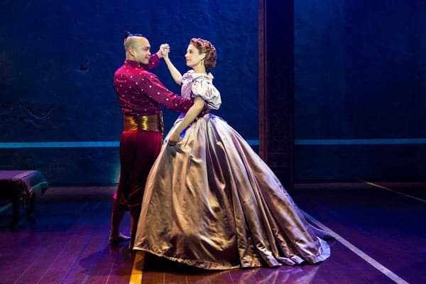 the King and I Tour