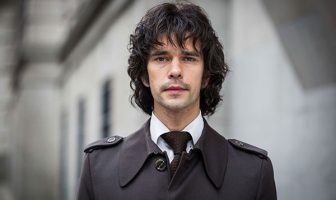 Actor Ben Whishaw