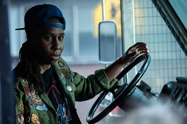 Actress Comedian Lena Waithe