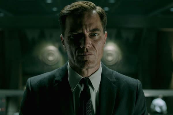 Actor Michael Shannon - The Shape of Water Monologue