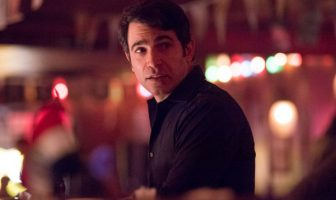 Actor Chris Messina in Sharp Objects