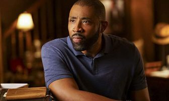 Actor Cress Williams