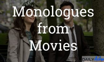 Monologues from Movies
