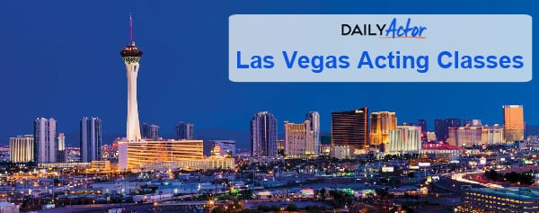 Acting Classes in Las Vegas