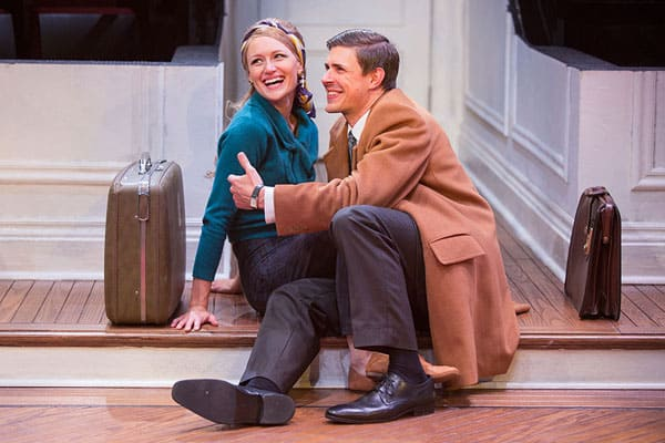 Review - Barefoot in the Park at The Old Globe