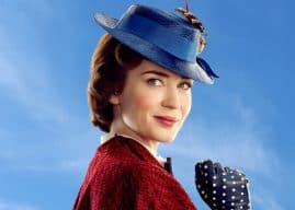 "Emily Blunt on Playing Mary Poppins: ""This is just going to be my version of her"""