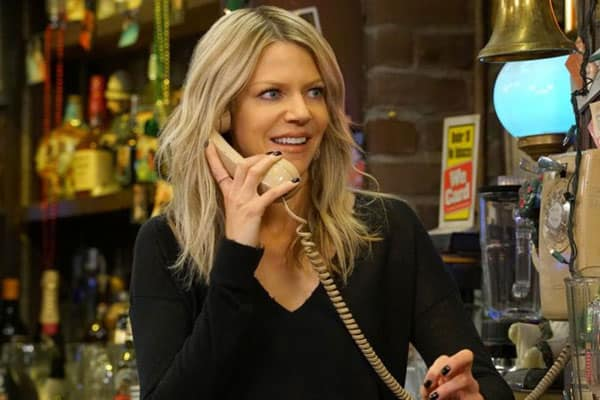 Actress Kaitlin Olson