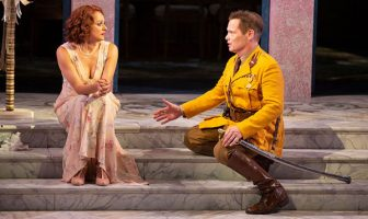 Review - Much Ado About Nothing at The Old Globe