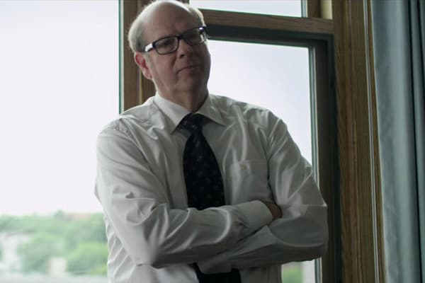 Actor Stephen Tobolowsky