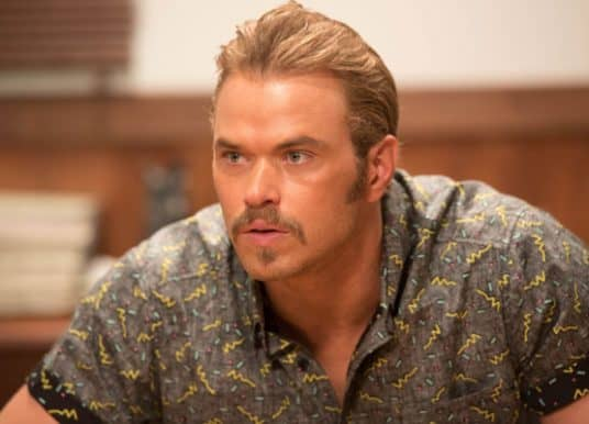 Kellan Lutz Interview: 'Speed Kills', John Travolta and Playing a Real-Life Person
