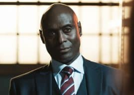 Interview: Lance Reddick on 'Monster Party', Preparing for a Role and How He Stumbled into Acting