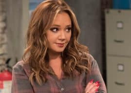 Leah Remini Has Some Advice For Your Next Audition