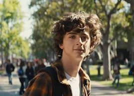 """Timothée Chalamet on 'Beautiful Boy': """"I was more terrified to see this movie than anything I've ever been in before"""""""