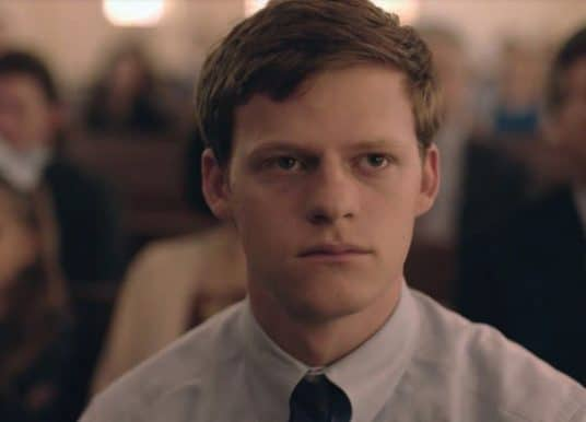 """For Crying Scenes, Lucas Hedges Says """"It's the thing I stress out about most"""""""