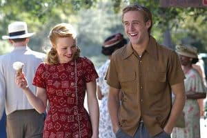 "'The Notebook' (Lon): ""I love you, Allie, but I want you for myself"""