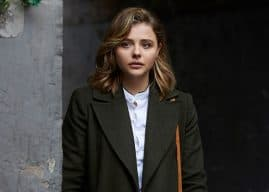 "Chloë Grace Moretz on New Challenges and ""Empowering"" Herself as an Actor"