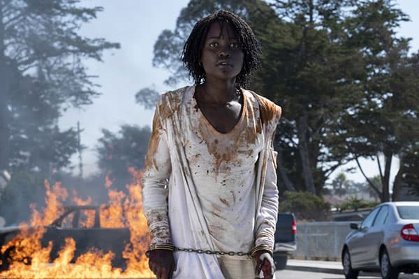How Did Lupita Nyong'o Create Her Two Characters in Jordan Peele's 'Us'?