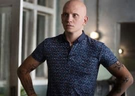 Anthony Carrigan on Playing NoHo Hank on HBO's 'Barry' and How He 'Specifically' Saw the Character