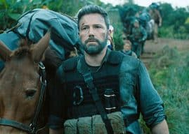 How Does Ben Affleck Find and Create a Character?