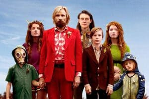 "'Captain Fantastic' (Rellian): ""Dad made her crazy"""